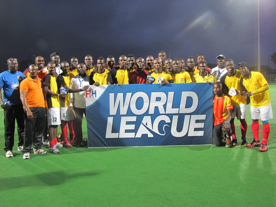 Review: Liquid GH TV Inside Ghana Sports: Hockey World League Round 1